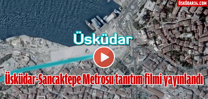 Üsküdar-Sancaktepe Metrosu'nda, Ümraniye Çarşı ile Altunizade bağlandı... Tıkla İzle
