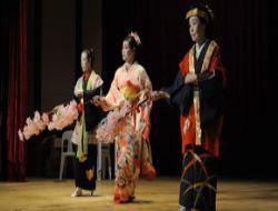 Üsküdar'da Japon Dansı ve Müzik Ziyafeti