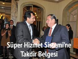 Üsküdar Belediyesi Şili'de Türkiye'yi temsil etti