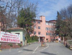 Validebağ Devlet Hastanesi Boşaltıldı.
