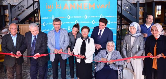 �sk�dar'da Anneler G�n� �e�itli etkinliklerle kutland�