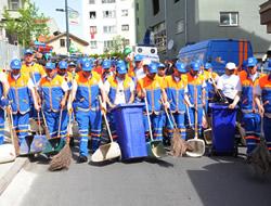 4. Bahar Temizliği Kampanyası başladı