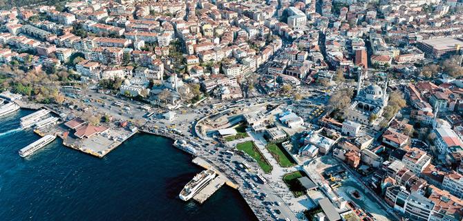 Üsküdar'da 3 mahalle için Riskli Alan kararı verildi