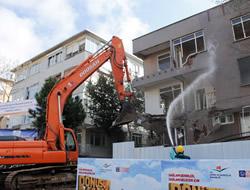 Üsküdar'da Kentsel Dönüşüm Acıbadem'den Başladı