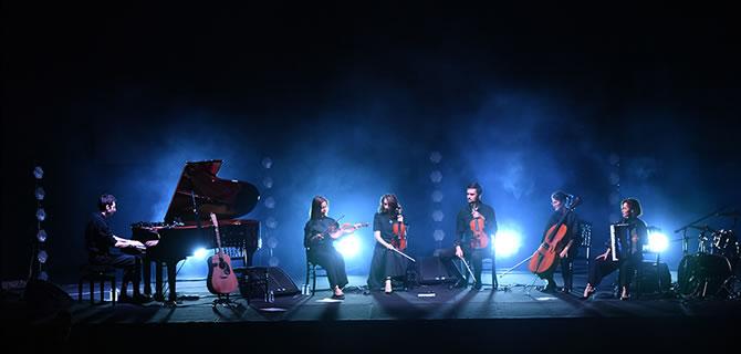 Üsküdar'da Kültür-Sanat Sezonu Evgeny Grinko'nun Muhteşem Konseriyle açıldı