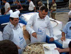 Üsküdar'da Ramazan'ın ilk iftarı