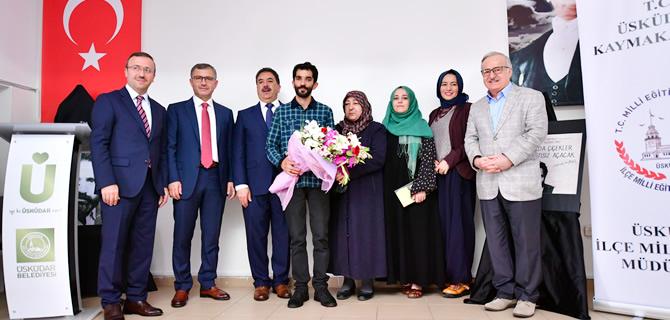 Usta Şair Cahit Zarifoğlu vefatının 30. yıl dönümünde Üsküdar'da anıldı
