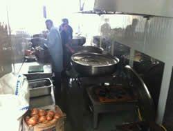 Sıcak Yemek, Üsküdar'a Emanet