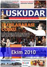 Üsküdar Belediyesi Aylık Haber Bülteni - Ekim 2010