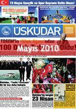 Üsküdar Belediyesi Aylık Haber Bülteni - Mayıs 2010
