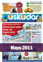 Üsküdar Belediyesi Aylık Haber Bülteni - Mayıs 2011