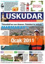 Üsküdar Belediyesi Aylık Haber Bülteni - Ocak 2011