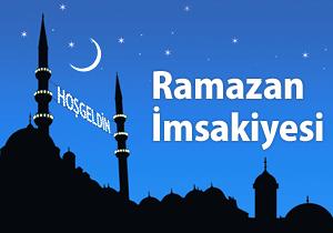 �sk�dar Ramazan �msakiyesi 2014